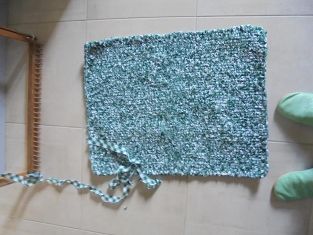 le forum du filage    tapis avec du biais